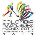 2013 u20 World Championship Logo