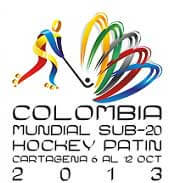 2013 u20 World Championship Logo