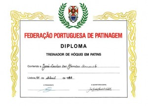 Coaching Certificate