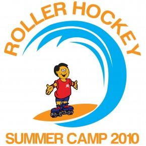 Summer 2010 Roller Hockey Camp Logo