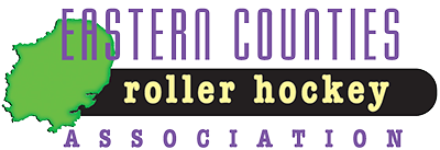 Eastern Counties Roller Hockey Association Logo