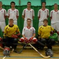 England's 2014 u20 Junior Roller Hockey Team
