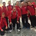 England Seniors go to Uruguay