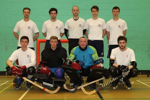 England Senior Team 2015