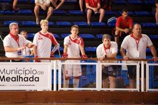 2015 U17's England v Spain