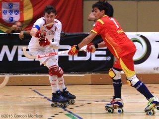 Spain v England u20 2015
