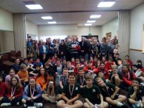 Christmas Camp 2015 Report