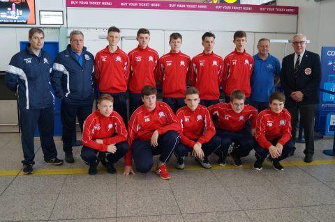 2016 England U17's Team