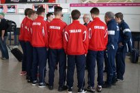 2016 England U17's Team Discussion