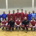England Seniors Team 2016