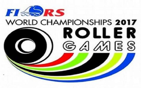 World Roller Games 2017 Logo