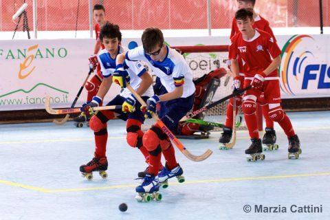 Andorra v England CERH u17 2017