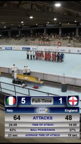 STATS Italy-England