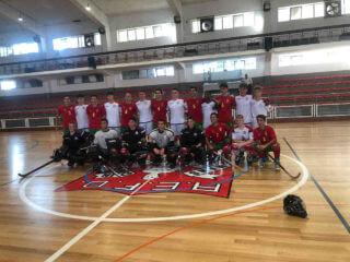 England u17's Team August 2019