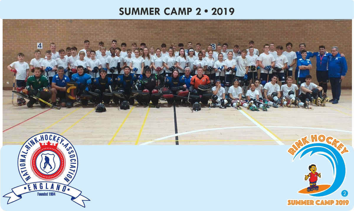 Summer Camp 2 Group Photo